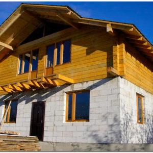 Строительство дома или дачи из газобетона