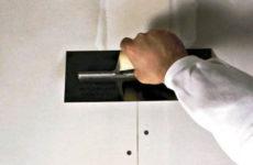Советы по ремонту от мастеров: шпаклевка по гипсокартону